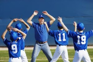 8-to-10-Year-Old Baseball Drills