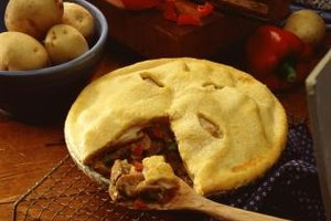 How to Cook Meat Pies in Oven