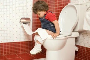 Infrequent Urination in Toddlers