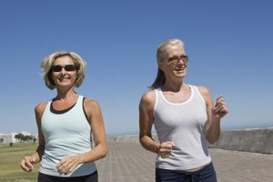 Detriments of Jogging After 50