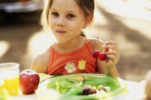 The Importance of Healthy Eating in Children
