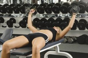 Exercises to Tone Women's Chest Muscles