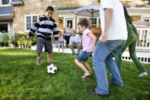 At What Age Should a Child Start Playing Sports?