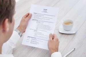 How to Create a Resume With No Job Experience