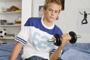 Workout Routines to Build Muscle in Teenagers