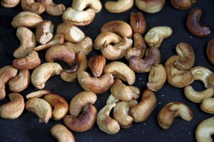 Is Nutrition Lost When Nuts Are Roasted?
