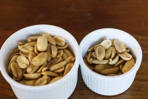 Are Salted Nuts Healthy?