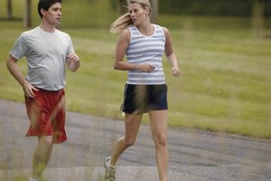 How Many Calories Are Burned in a 10-Minute Jog?