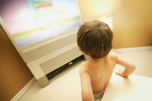 How to Baby Proof a TV & TV Stand