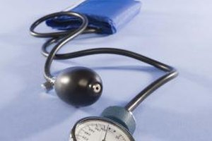 Diastolic Blood Pressure Goes Down After Work Out