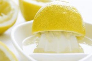Health Risks of Lemon Juice