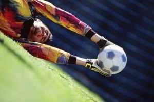 How Far Out Can a Soccer Goalie Go?