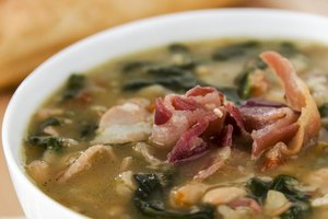 Ham Bean Soup Calories