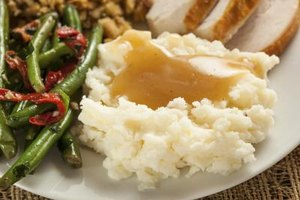 How to Thicken Low Carb Gravy