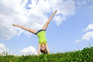 The Benefits of Handstands for the Body