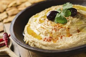Is Hummus Allowed for South Beach Diet Phase 1?