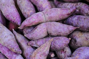 What Vitamins Do Sweet Potatoes Have?