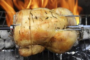 Skinless Rotisserie Chicken Nutritional Facts