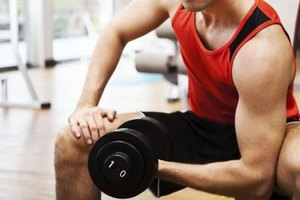 What Causes Exertion Headaches While Lifting Weights?