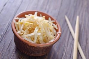 Health Benefits of Mung Bean Sprouts