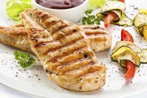 The Calorie Count for a Boneless & Skinless Chicken Bre…