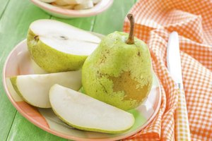 Pears and Digestive System