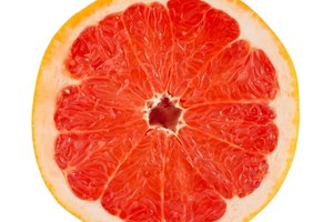 Nutritional Value of Cara Cara, the Red Orange Fruit