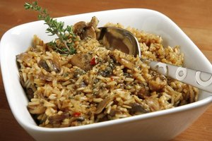 Brown Rice Vs. White Rice for Weight Loss