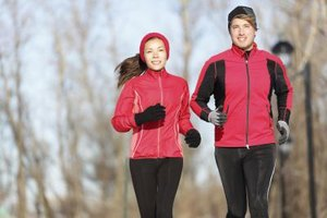 How Many Calories Are Burned in a Half Hour of Running?