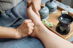Reflexology & Acid Reflux