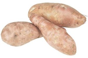 Nutrition Facts on Boiled Sweet Potatoes
