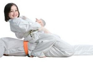 Martial Arts Games for Children