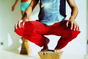 Benefits of the Yoga Squat