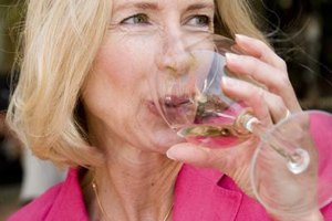 Histamine Effects of Drinking Wine