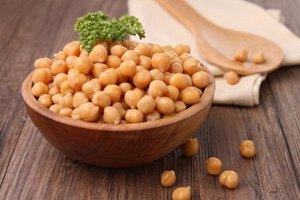 Protein in Garbanzo Beans