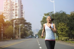 How Many Calories Are Burned in a 30-Minute Run?