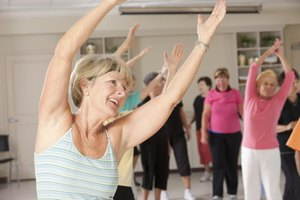 Women Losing Weight in Their Fifties