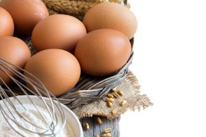What Vitamins Are in Milk, Cheese & Eggs?