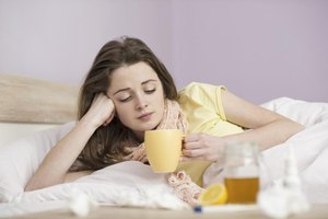 Household Treatments for a Chest and Head Cold