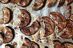 Easy Roasted Eggplant