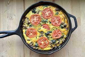 5 High-Protein Paleo Egg Breakfasts