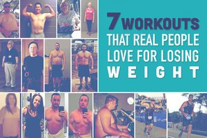 7 Workouts That Real People Love for Losing Weight
