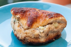 How to Cook Pre-Made Chicken Kiev