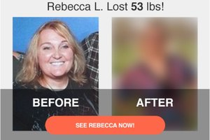 How Rebecca L. Lost 53 Pounds and Conquered Her Food Ad…