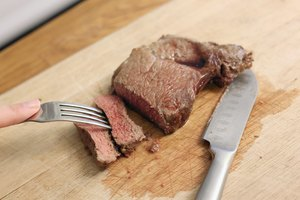 How to Cook a Medium-Rare Steak Indoors