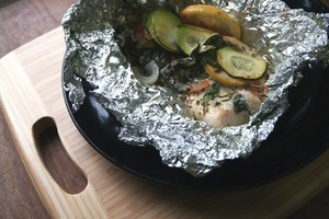 How to Bake Cod Fish in Foil