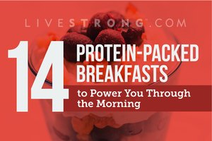14 Protein-Packed Breakfasts to Power You Through the M…