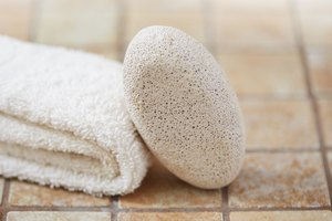 The Correct Use of a Pumice Stone