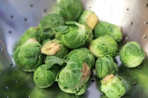How to Cook Regular Brussels Sprouts on the Stove