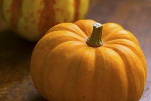 How to Steam Fresh Pumpkin